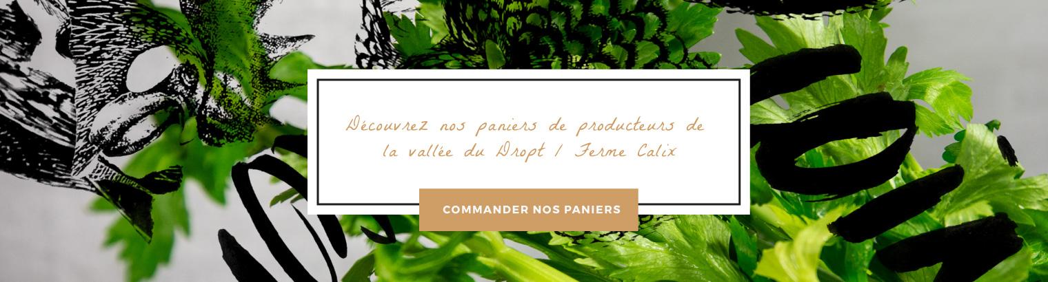 Paniers de produits de saison livrés ou en retrait : produits bios de la vallée du Dropt, près de Bordeaux