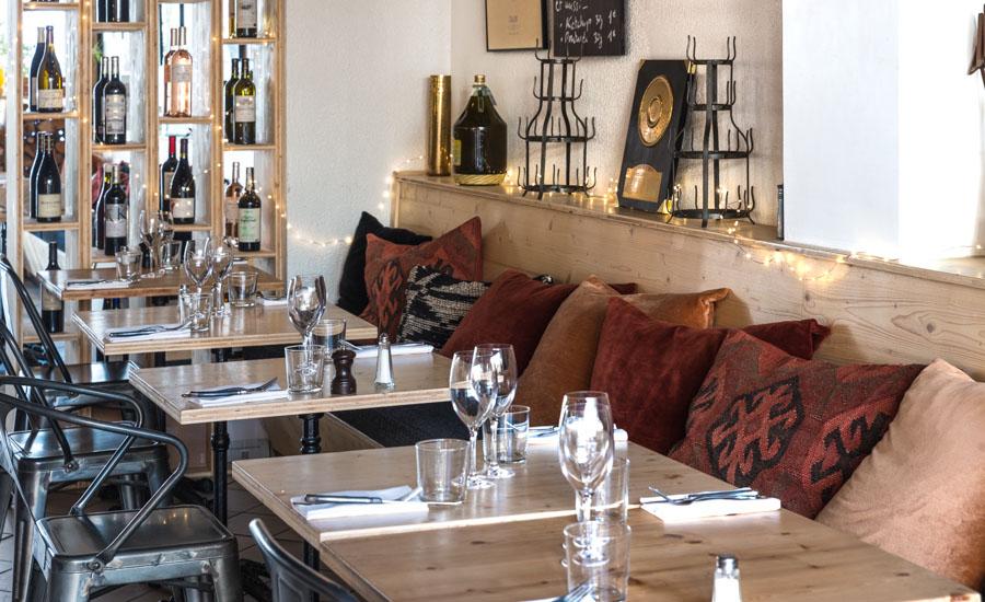 Reservation de salle de restaurant privée pour repas d'affaire