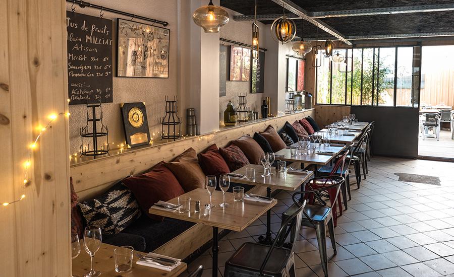 Restaurant privatisable pour anniversaire, soirée, fête