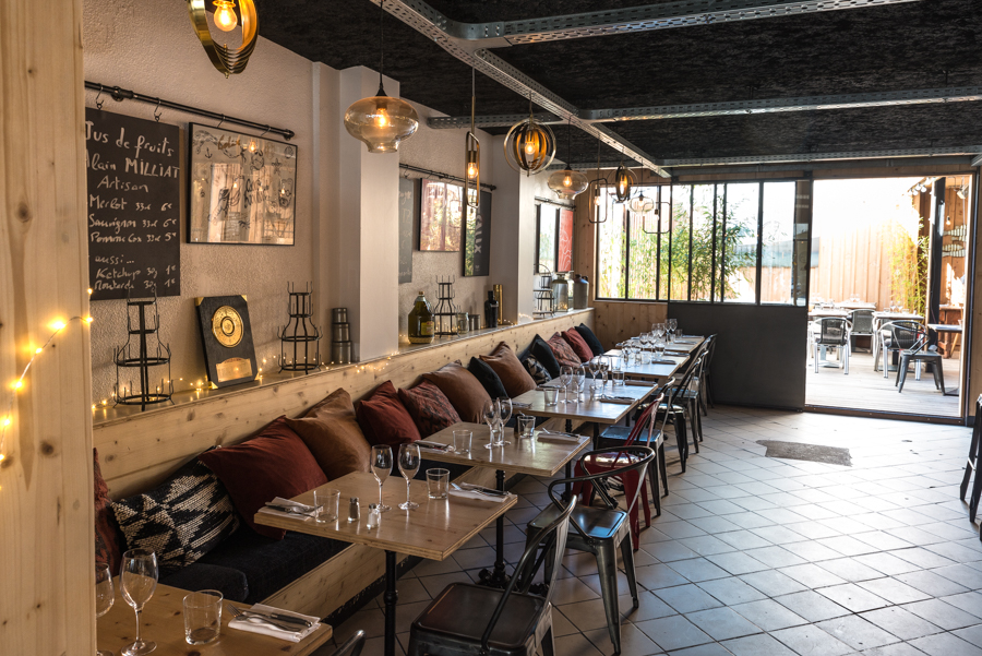 Restaurant à Bordeaux Le Bouscat