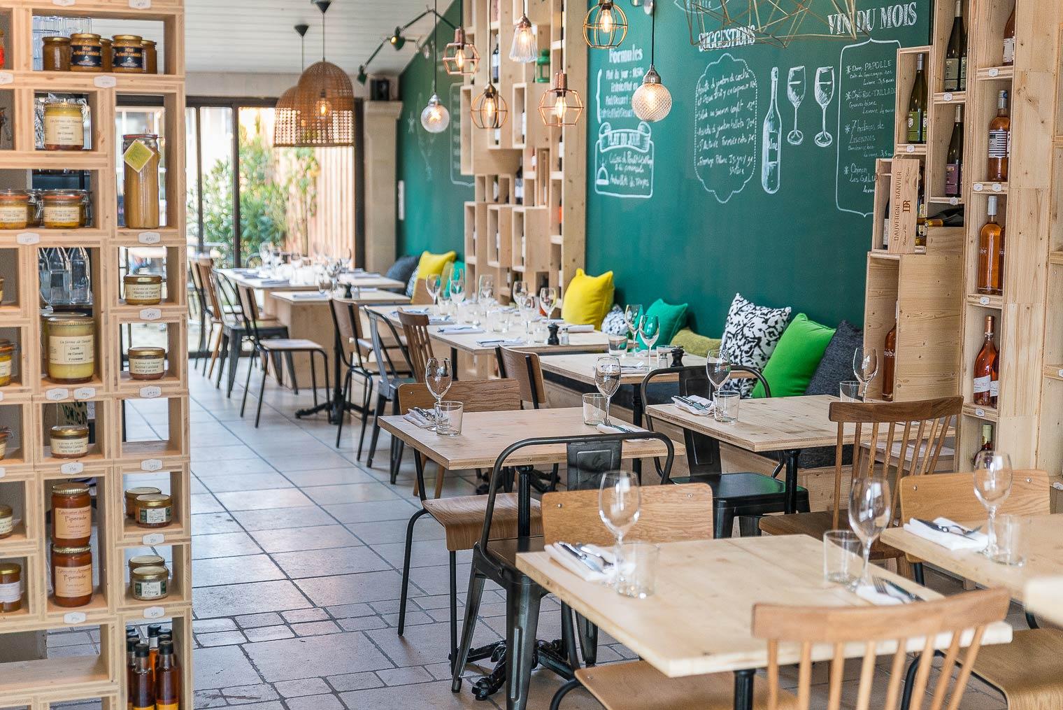 Calix Restaurant Bordeaux